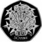 BRITISH PROOF LARGE/SMALL 50p FIFTY PENCE COIN. CHOOSE YOUR YEAR! FREE UK POST!