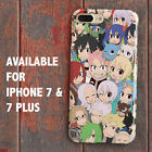 Chibi Fairy Tail All Characters Anime Manga for iPhone 7 & 7 Plus Case Cover