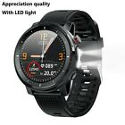 LG518 Waterproof NFC Stereo Loudspeaker Bluetooth Smart Watch for Android&IOS