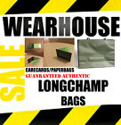 LOT OF 2 AUTHENTIC LONGCHAMP LEPLIAGE BAG - MONEY BACK GUARANTEE