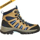 Ecolite Honeycomb Hiking Boots - Womens , Blue, 6