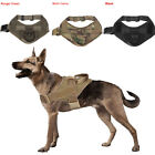 Tactical Dog K9 Service Dog Vest Harness With Handle 2 Sizes 9 Colors