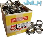 Full Box / Wholesale Trade Discounts | Mikalor Supra T-Bolt Hose Clips Clamps W2