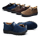 Winter Men's Snow Boots Outdoor Warm Plush sneakers Breathable Fashion Loafers