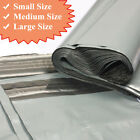 50 Mailing Bags - Small Medium Large Grey Plastic Postage Mailing Sacks Postal