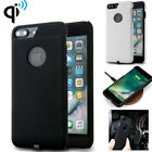 2017 QI Wireless Charger Cases for iPhone 6 7 Plus Charging Power Receiver Cover