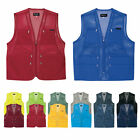Mens Multi Pockets Fly Fishing Hunting Mesh Vest Travel Outdoor Jacket Top GD