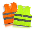 High Visibility Night Working Protection Clothing Reflective Safety Vest Jacket