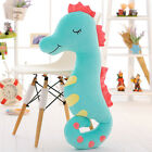 Hippocampus Pillows Kids Plush  Cushion Baby Soothing Toys Home Decor 40cm