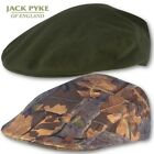 JACK PYKE COUNTRYMAN FLAT CAP HUNTING FISHING SHOOTING FARMER WATERPROOF
