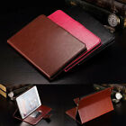Ultra Slim Magnetic PU Leather Wallet Stand Cover Case Skin For Apple iPad Mini4