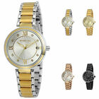 Taylor Cole Woman's Lady's Stainless Steel Date Quartz Wrist Watch 4 Colors P