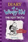 Diary of a Wiimpy Kid The Ugly Truth by Jeff Kinney Book 5 HARDCOVER