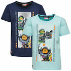"LEGO® Wear NEXO KNIGHTS T-Shirt Teo202 ""Hero"" kurzarm Shirt"