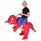 Adult Scary Funny Inflatable Dragon Fancy Dress Costume Outfit Suit Halloween