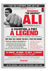 POSTER Muhammad Ali - King of Boxing Great Top Boxer 32x24 24x18 16x12