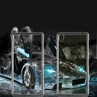 Silicone TPU Protective Transparent Case Cover For Samsung Iphone LG HTC EB