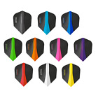 HARROWS RETINA DART FLIGHTS - 10 COLOURS - STANDARD SHAPE - 1/5/10 Sets