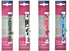 ANCOL MULTIPACK CAMOUFLAGE SAFETY CAT KITTEN COLLAR+BELL BLACK/PINK/BLUE/GREEN