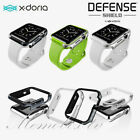 Luxury X-Doria iWatch Case Metal Defense Edge For Apple Watch 42 38 Series 3 2 1