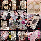 Glitter Luxury Bling Diamonds Crystal hard Back Phone Case Cover For Huawei #4