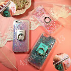 Dynamic Liquid Bling Glitter Hearts Quicksand Soft Case Cover For Apple iPhone