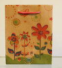 FUN Flower GIFT Bags! CHOOSE From 15cm or 20cm and PICK Your Pack Size!!