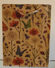 LOVELY Brown BUTTERFLY GIFT Bags Butterflies FLOWERS Ladybird Dragonfly Bags