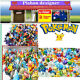24/144 pcs  Mixed Lots Pokemon P...