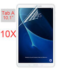 1X-10X HD Clear Screen Protector Film For Samsung Galaxy Tab A A6 10.1 T580 T585