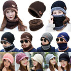 White Scarf For Women Hat Clothing Snow Visor Caps Knit Girl