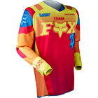 Fox Racing 180 Imperial Red Blue Yellow Jersey MX Motocross OffRoad KIDS Youth