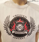 Narcotics Anonymous -  Trusted Servant - Ice Gray  T-Shirt  2016 - S-3X  cotton