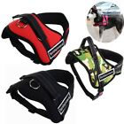 Large Dog Pet Soft Padded Sport Training Step In Working Harness Vest Collar US