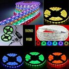 New 1-20M RGB 5050 SMD waterproof LED Light Strip Flexible Lamp Bright Lamp DC12