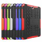 Hybrid Kickstand Rugged Hard Case Cover For Samsung Galaxy Tab A 8 inch SM-T350