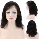 Body Wave Straight Wigs 100% Brazilian Vvirgin Remy Human Hair Full Lace Wig tgs