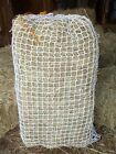 "Slow Feed Hay Bag, Net Style, 1-1/2"" Mesh - WOVEN polyester"