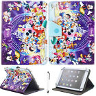 """For Samsung Galaxy Tab3 7"""" 8"""" 10.1"""" Tablet Universal Vogue PU Leather Case Cover"""