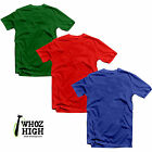 Plain Tee Combo Red Green Blue