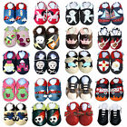 Soft Sole Leather Baby Shoes Boy Girl Infant Kids Children Gift Boy Girl 0-3 Y