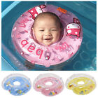 Cute Baby Kids Child Infant Swimming Neck Float Inflatable Tube Safety Ring ESTS
