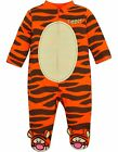 Disney Tigger Baby Boy Costume Coverall with Footies