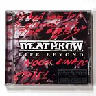 DEATHROW - LIFE BEYOND, CD DIVEBOMB RECORDS 2016 CORONER DESTRUCTION NEW SEALED