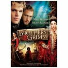 The Brothers Grimm (DVD, 2005) Widescreen
