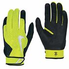 NIKE VAPOR ELITE PRO ADULT BASEBALL BATTING GLOVES- STYLE GB0372-710 MSRP $60
