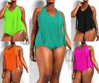 AU SELLER Sexy Swimwear Padded One Pcs Swimsuit Bathing Monokini SZ 10-20 sw043
