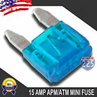 (1A - 35A) APM ATM Mini Blade Style Fuse 32V Marine Car Truck Motorcycle RV LOT