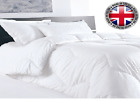 Hotel Quality NEW Luxury Soft 100% Microfibre Feels Like Down Duvet In All Togs