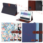 Luxury Stand Flip PU Leather Case Smart Cover for Apple iPad Mini 4